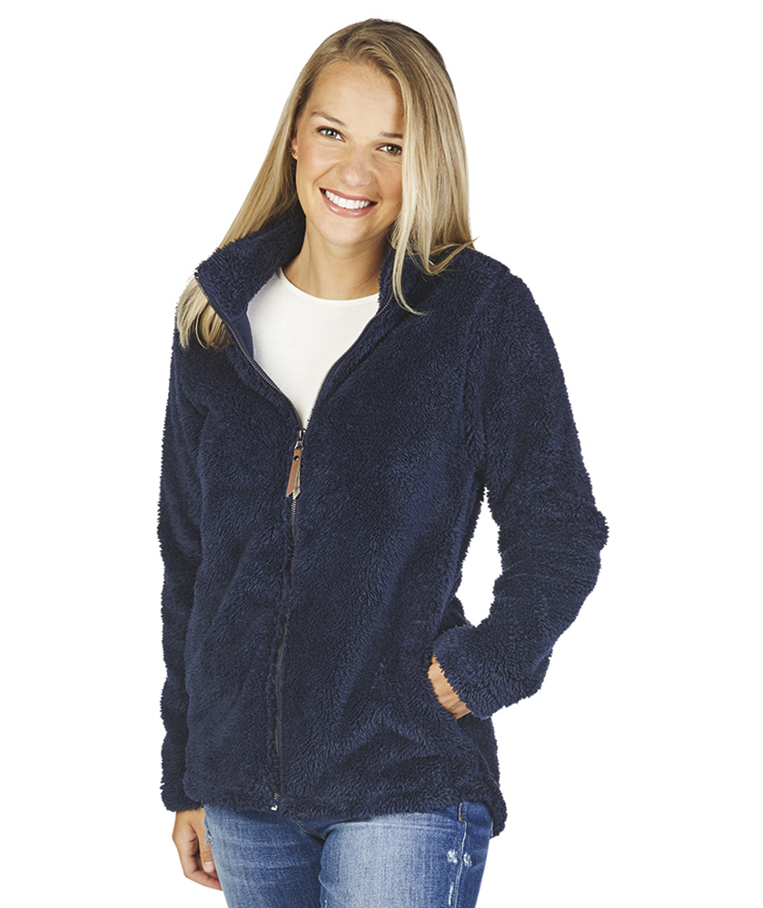 Women's Newport Full Zip Fleece Jacket