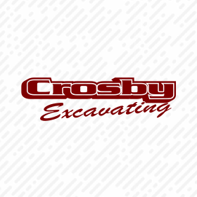 Crosby Excavating Launches New Website