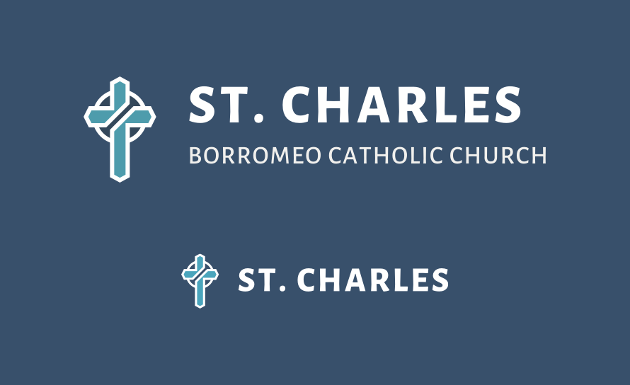 St. Charles Borromeo Church Logos